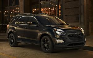 Chevrolet Equinox Midnight 2016 года